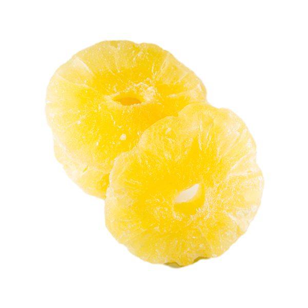 ananas disidratato a fette vendita sfusa online