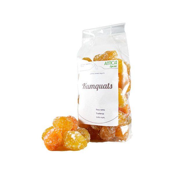 Kumquats disidratato o Mndarino cinese, in confezione da 250 gr. 500 gr o 1 kg