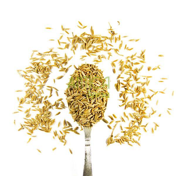 Semi di Cumino in vendita sfusa in confezioni variabili da 50 grammi, 100 grammi o 150 grammi