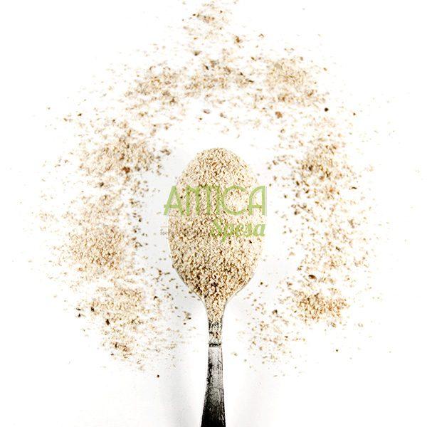 Pepe bianco in polvere in vendita online sfusi in confezione da 50 gr, 100 gr o 150 gr.