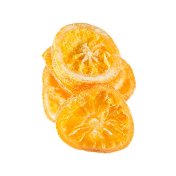 arancia disidratata a fette vendita sfusa online