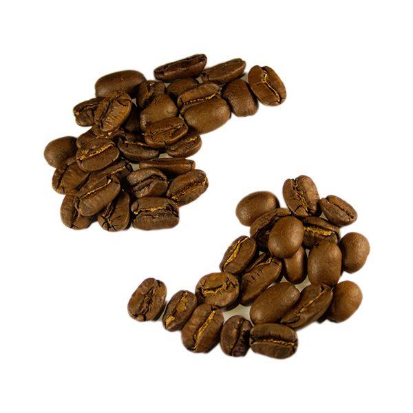 caffè in grani o macinato maragogype messico vendita sfusa online basso contenuto caffeina